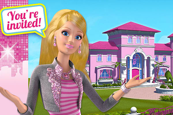 Occupying the barbie dreamhouse berliners take on mattel occupy com