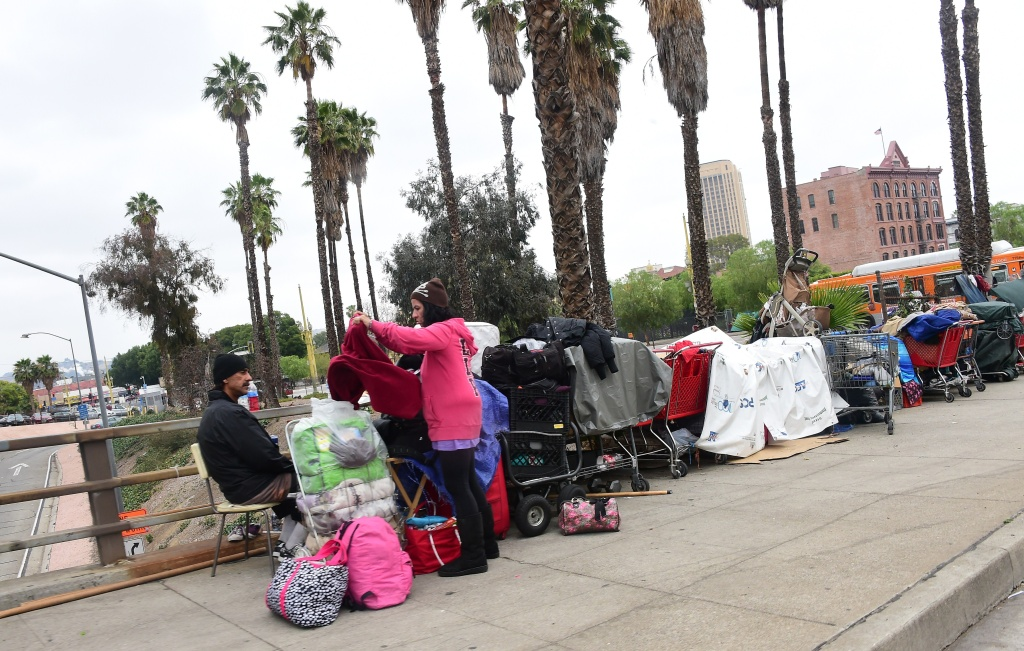 Why Inequality Is Making Los Angeles A Third World City Occupy Com
