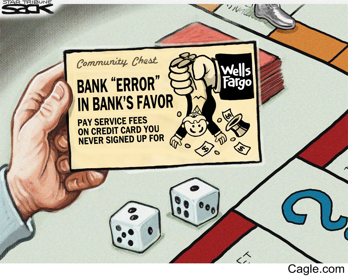 Belated Valentine To Wells Fargo: How To Break Up With Your Bank