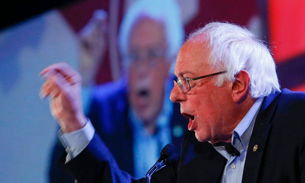 Bernie Sanders: The Republican Budget Is a Gift to Billionaires ...