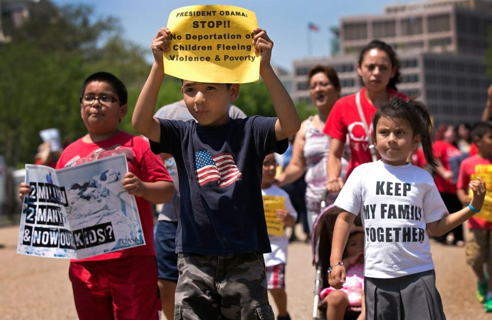 The Childrens Crusade Understanding the Central American Migrant