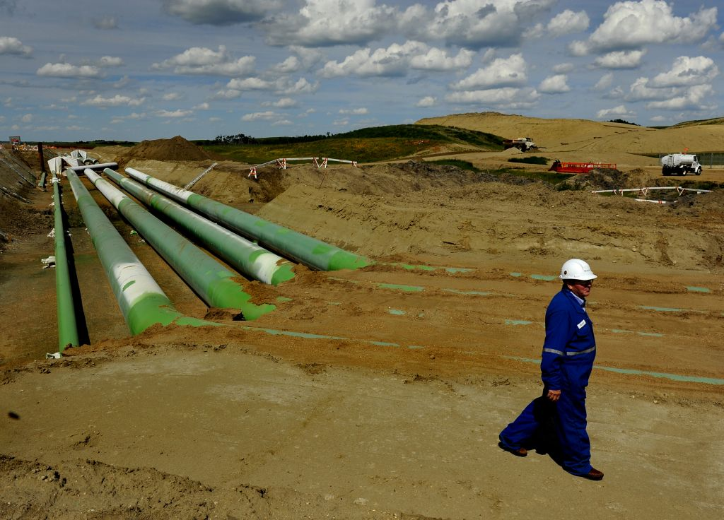 the keystone xl pipeline environmental impact The keystone pipeline system is an oil pipeline the environmental protection agency said the draft environmental impact study for keystone xl was inadequate.