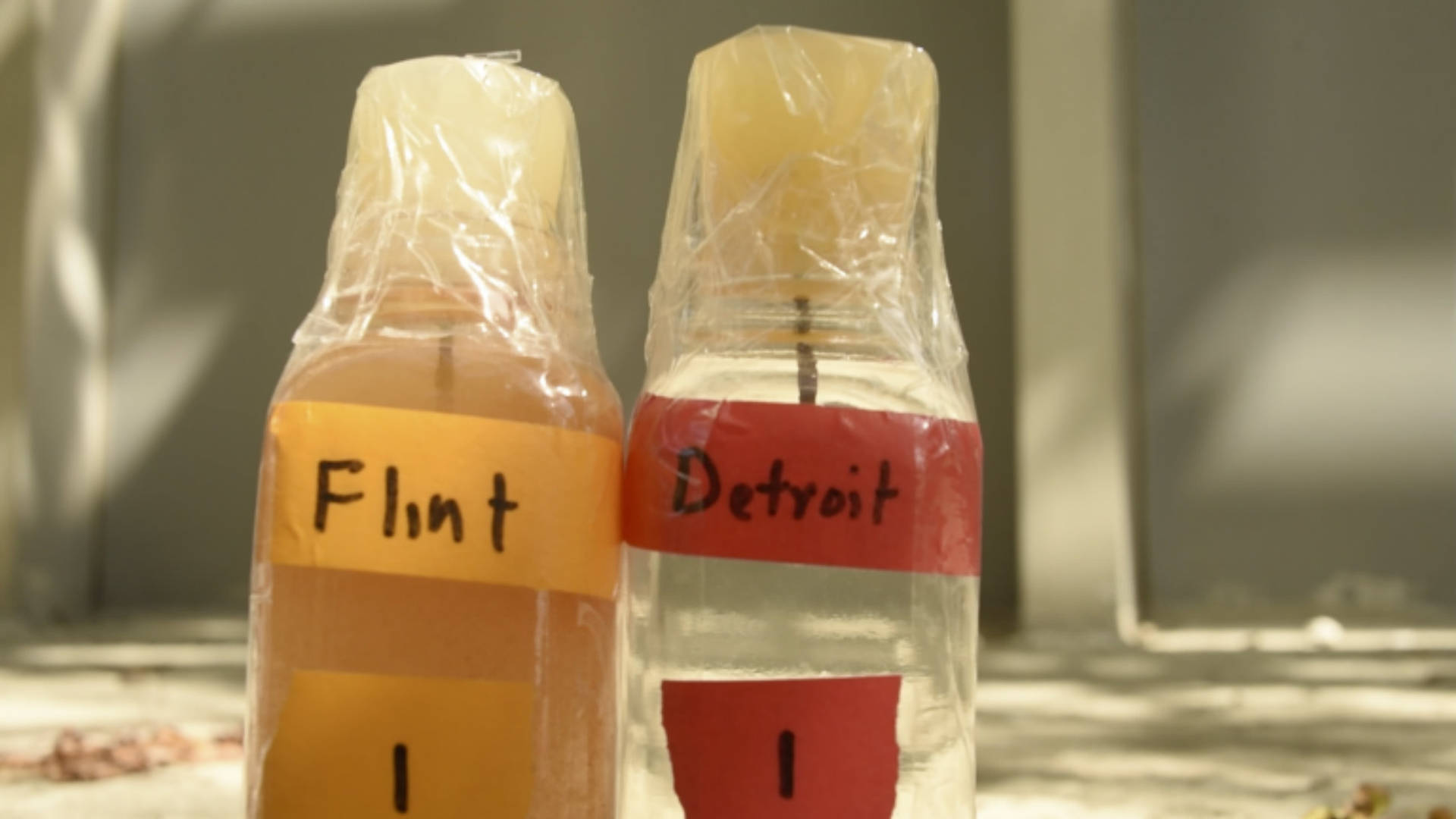 Flint Lead Poisoning And Promise Of >> We Had To Make Some Cuts Flint Water Catastrophe A Matter Of