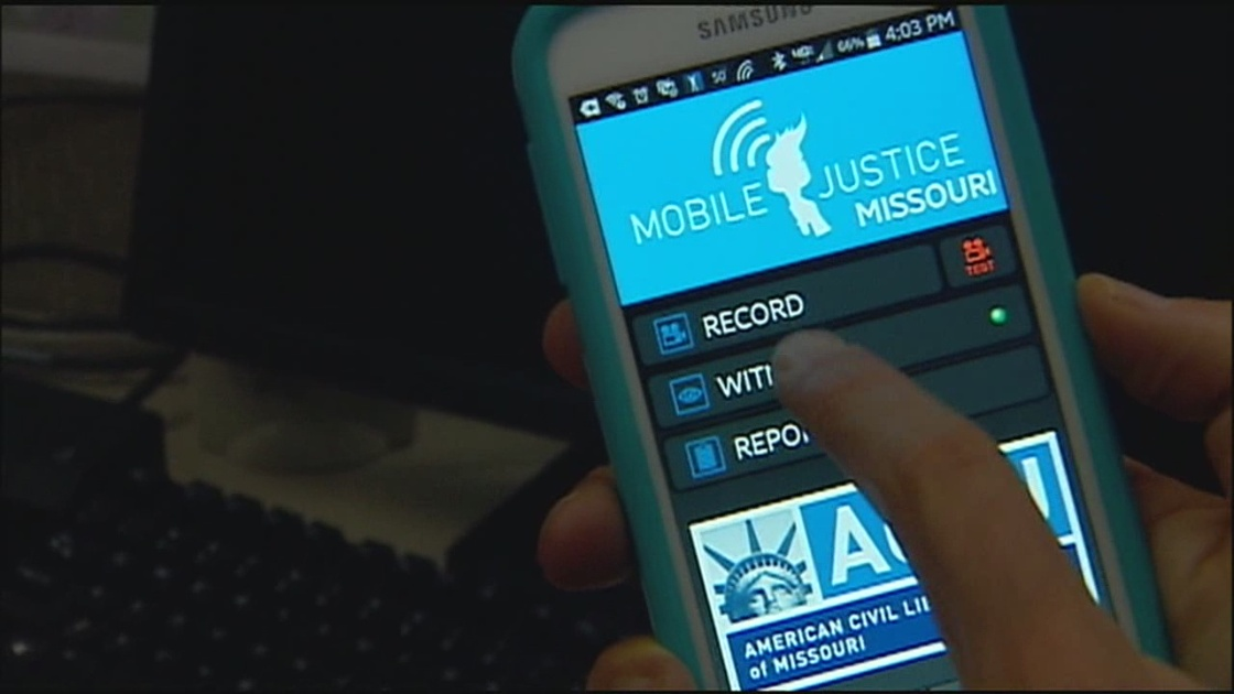 mobile justice app