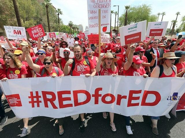 Sacramento Teacher Strike is a Warning to #RedForEd Movement