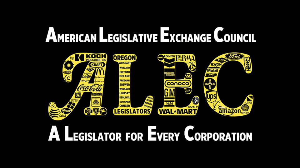 Exposing ALEC: When Will U S  Media Shine a Light on the Dark Lobby
