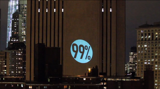 Listen To Text Messages >> A Bat Signal for the 99% | Occupy.com