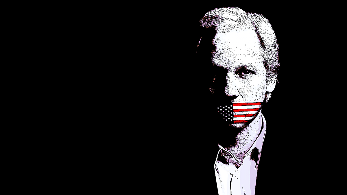 US silencing of WikiLeaks