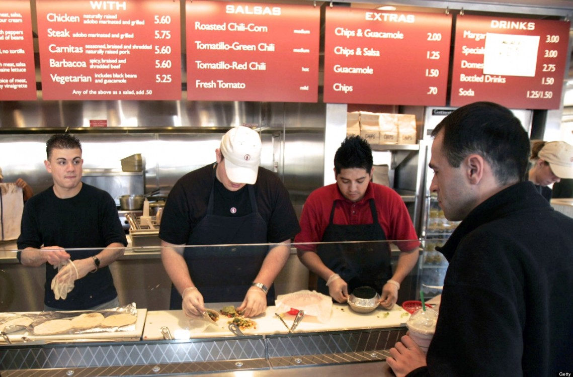 Chipotle Becomes First Fast Food Chain to Go GMO-Free | Occupy com