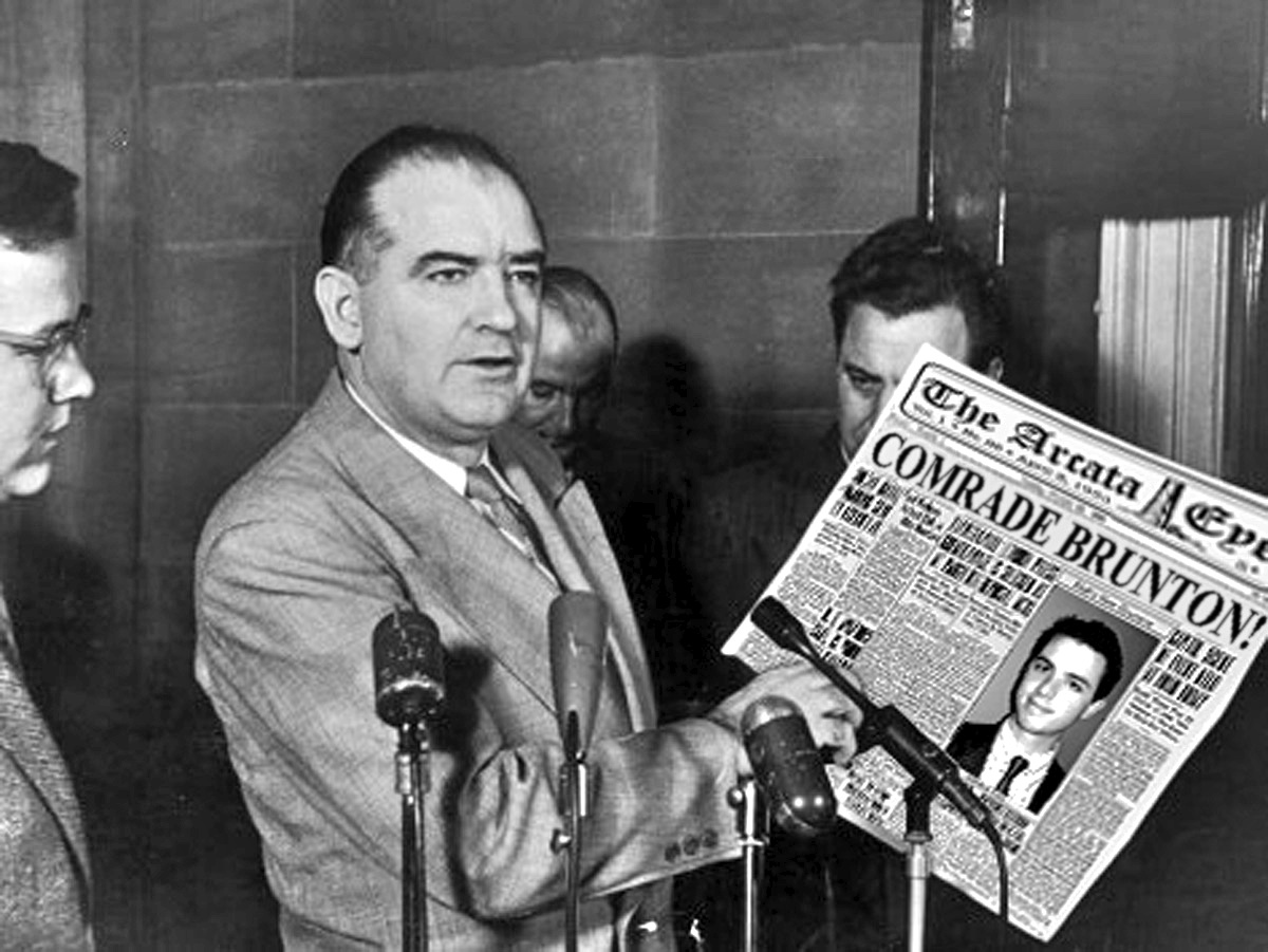Obama's Abuse of the Espionage Act is Modern-Day McCarthyism