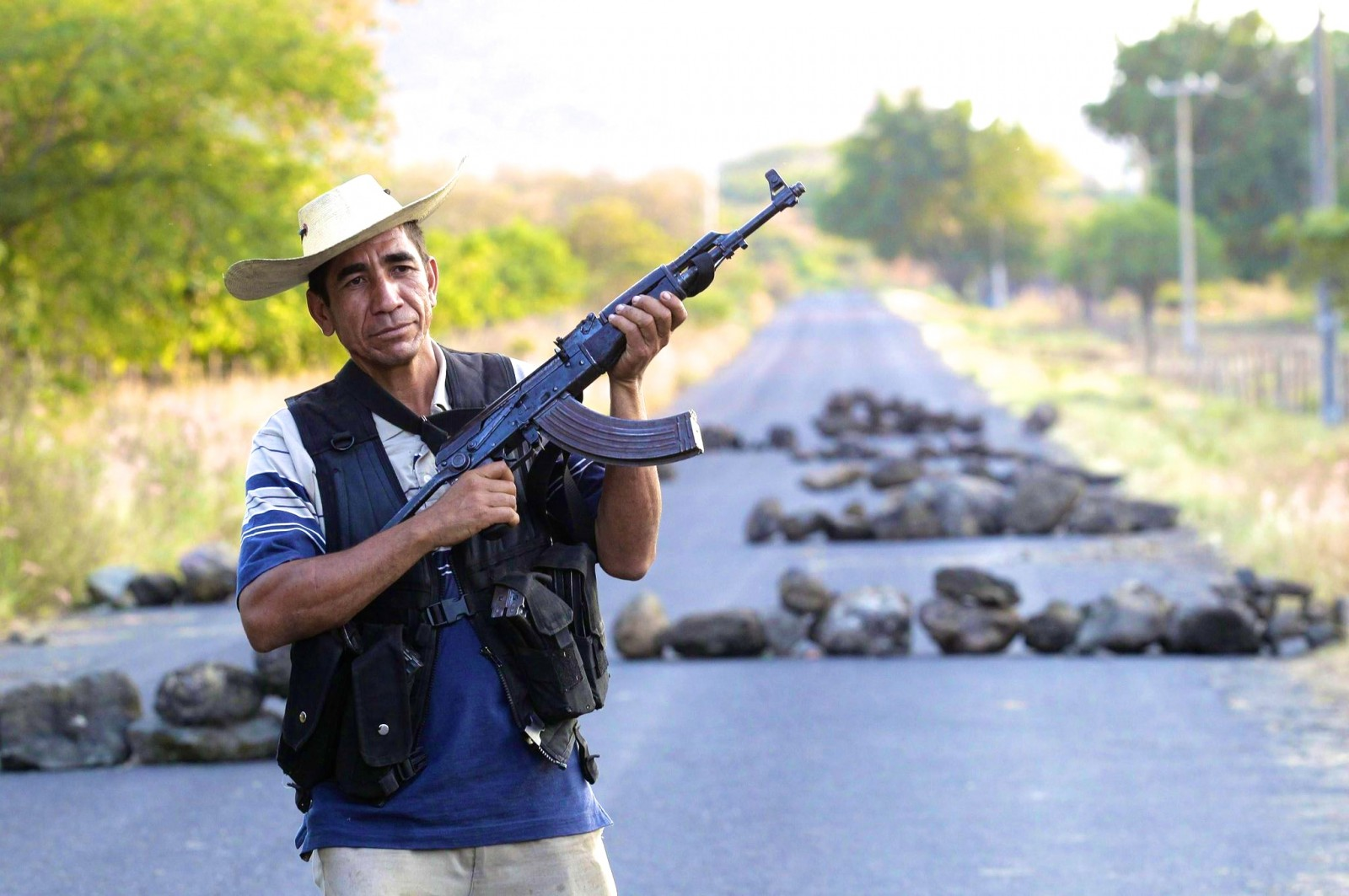 How Michoacán's Armed Self-Defense Groups Are Retaking Power