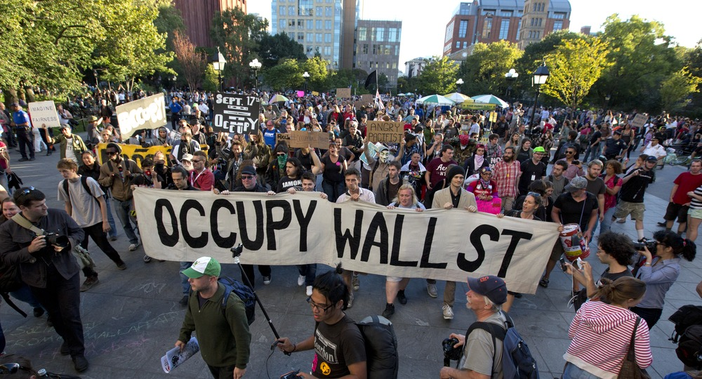 Enron Essay Occupy Wall Street May Not Have Dismantled Capitalism  But It Did  Profoundly Change The Way People Perceived It And How Their Voices Impact  Institutions  Why Study Abroad Essay Examples also My Sister Essay The Movement Lives On  Years Later Occupy Has Succeeded In Spite  Essay On Road Rage