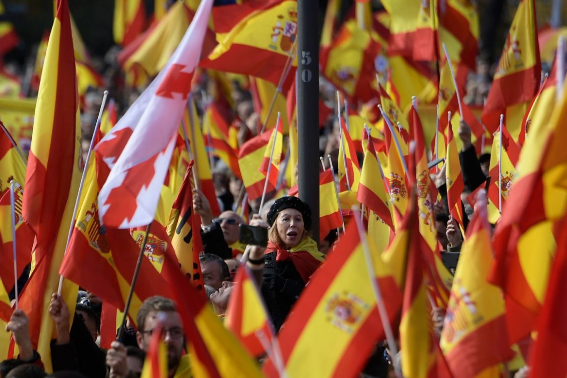 Rise of Spain's Far-Right Vox Party Signals European Shift