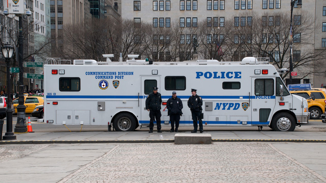 Investigation The Nypd Division Of Un American Activities