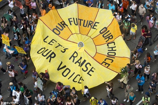 Earth Day: Conflict Over the Future of the Planet | Occupy com