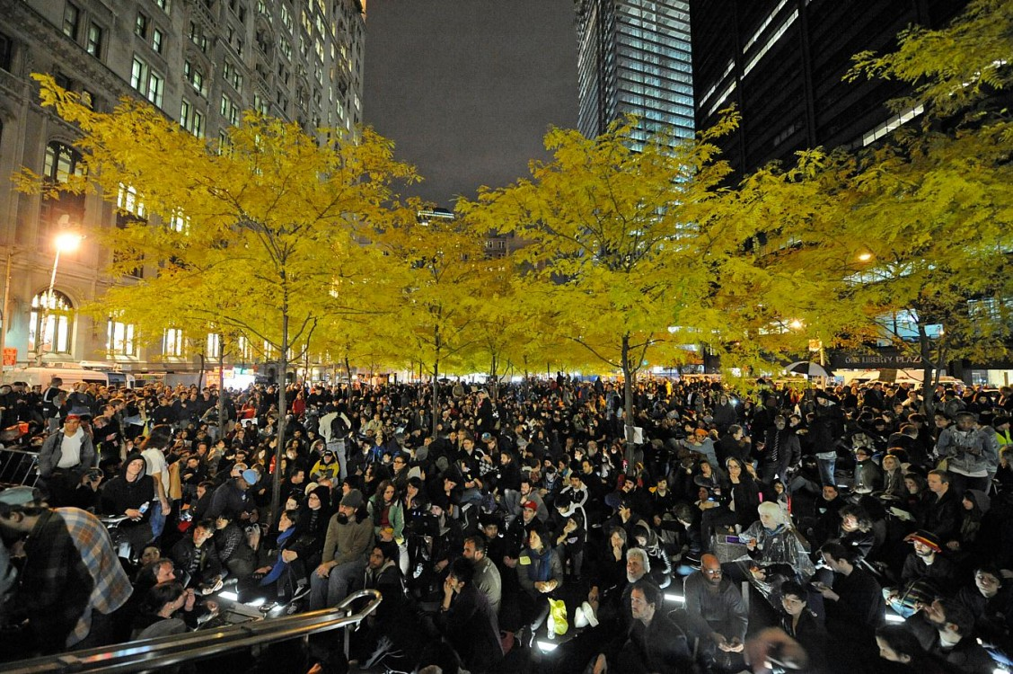 5 Years After Zuccotti Park, Occupy Movement Is Driving America\'s ...