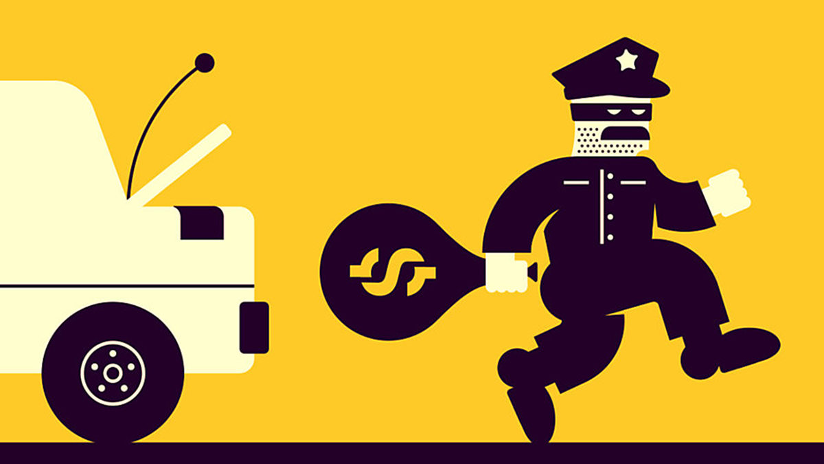 Cash Cops: How Civil Forfeiture Enriched U S  Law Enforcement