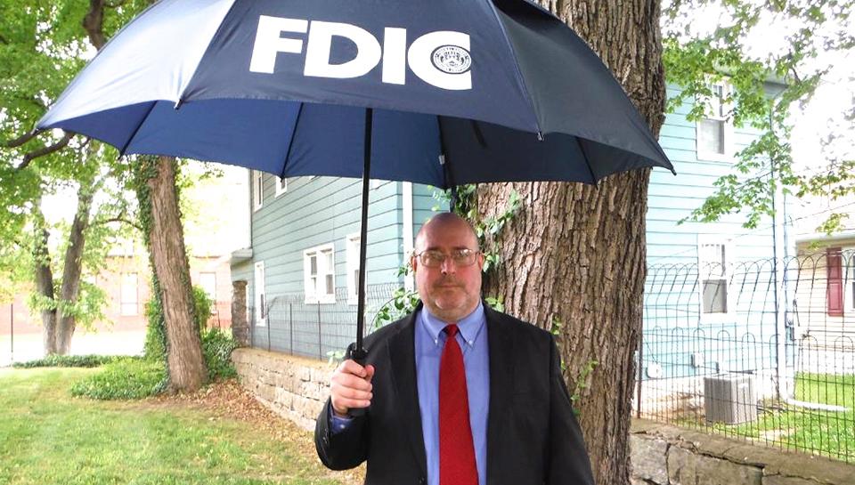 Exposed: F D I C  Regulator Quit Job to Fight His Own