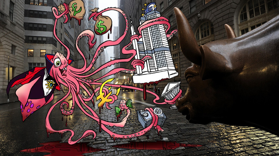 Wrestling the Vampire Squid: Why Goldman Sachs Still Rules
