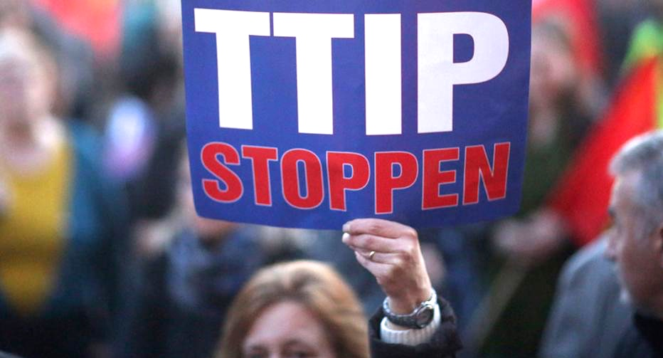 Germanys Vice Chancellor Says Ttip Has Failed But No One Is