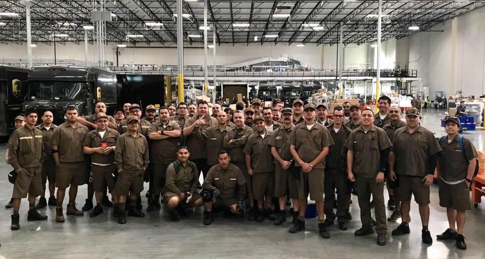 UPS, Teamsters, United, UPS Teamsters United, strike
