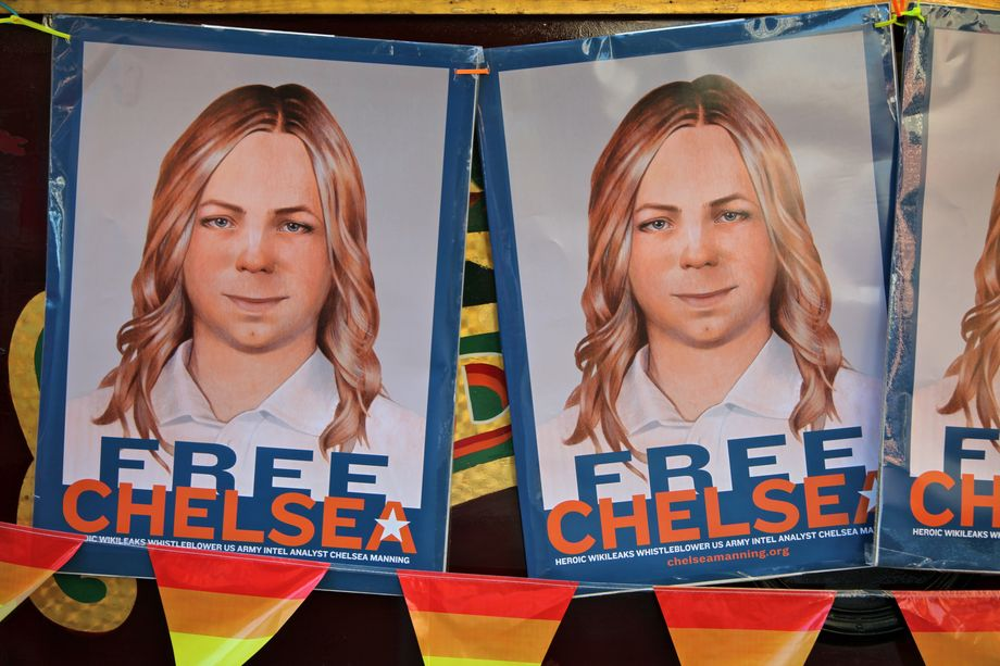 Chelsea Manning, Edward Snowden, WikiLeaks, The New York Times