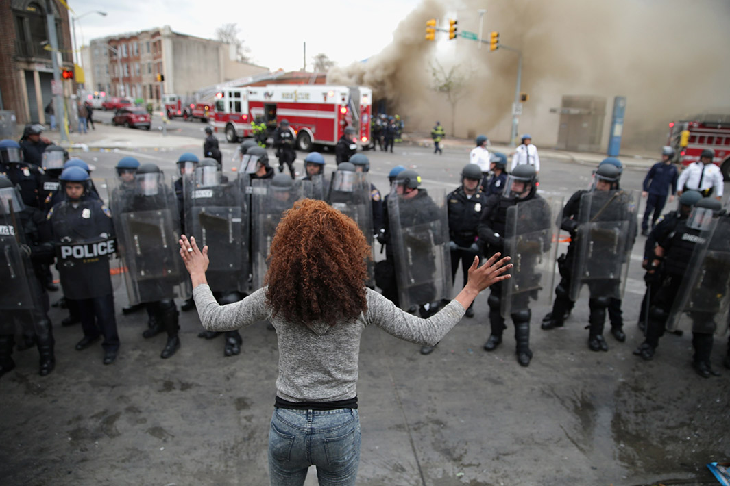 Baltimore protests, Baltimore riots, Freddie Gray, police brutality, police violence, Baltimore Uprising, water shutoffs, Stephanie Rawlings-Blake, Baltimore police, Law Enforcement Bill of Rights