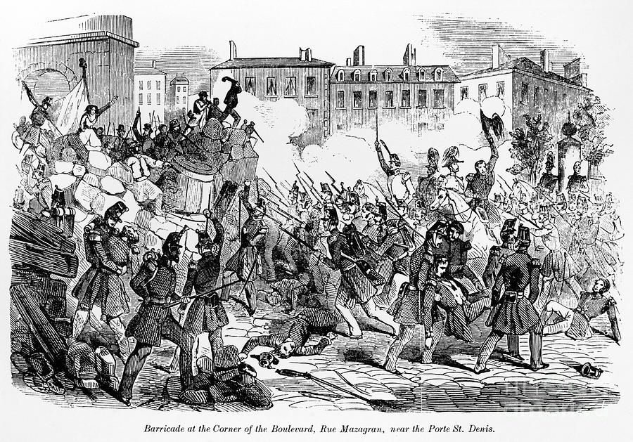 essay on the french revolution of 1848 The legacy of the french revolution essays one of the periods of tremendous upheaval throughout europe was the french revolution, beginning in 1789 as the people of france, from the workers to the bourgeoisie to the nobles, vied for political power and control, the country went through intense peri.