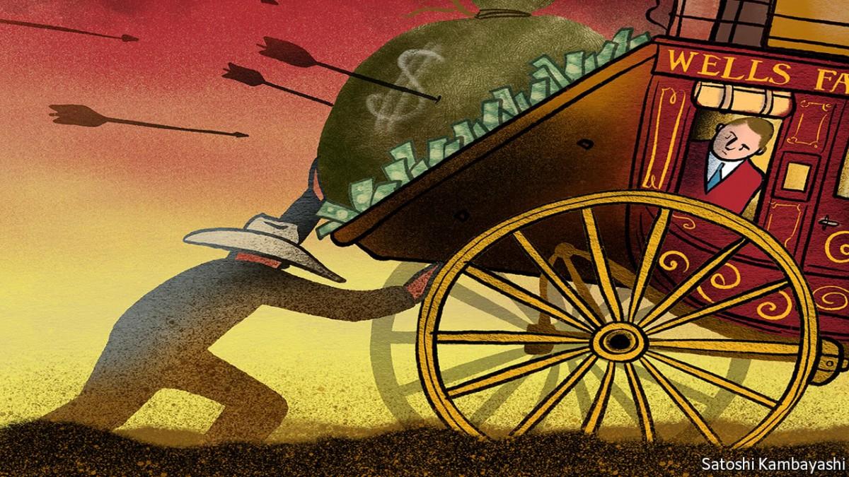 Wells Fargo Is The Harvey Weinstein of Banks | Occupy com