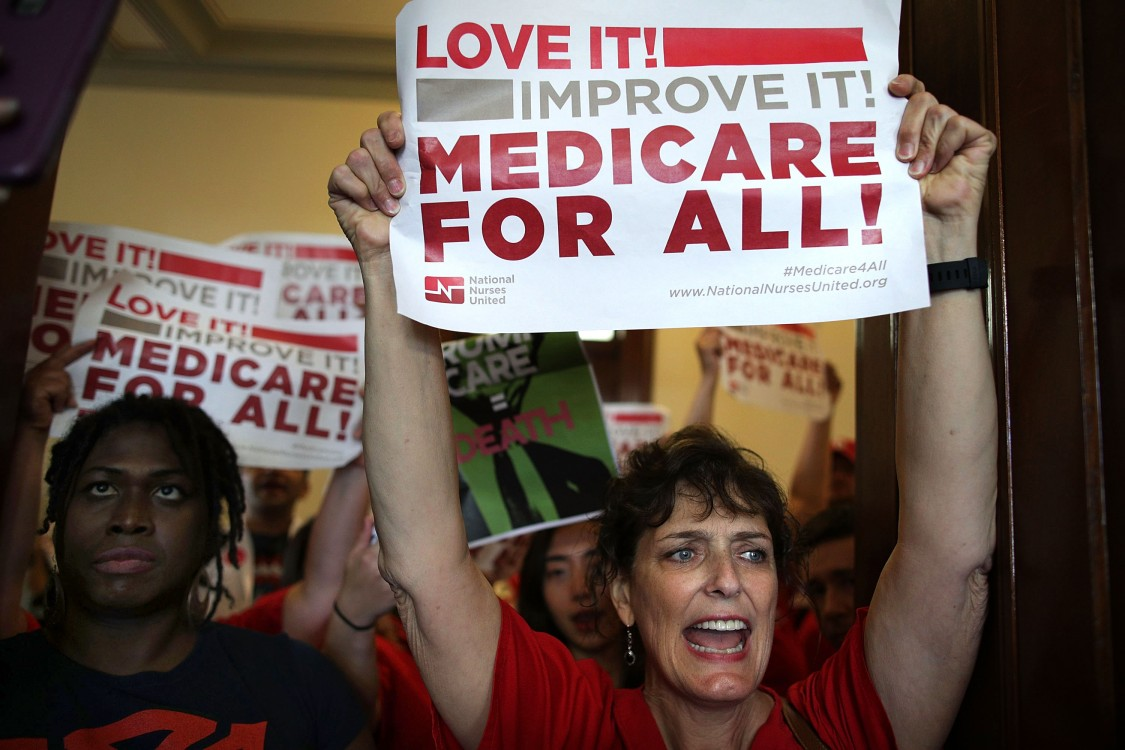 corporate insurance lobbyists, pharmaceutical industry, healthcare lobbyists, money in politics, Maplight, universal healthcare, single-payer, Medicare for all, Democratic lobbyists, Affordable Care Act