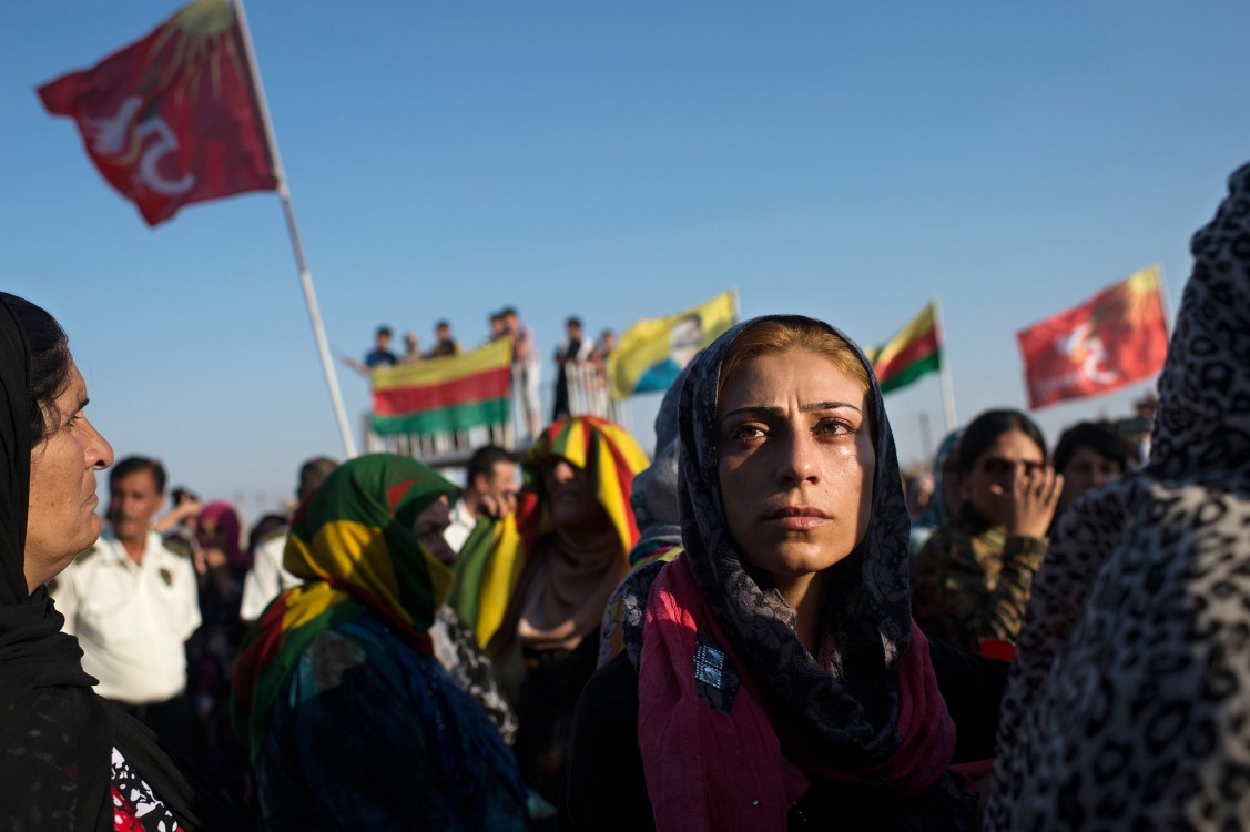 Rojava Revolution, Kurdish revolution, ISIS, Syrian civil war, YPG, People's Defense Units, democratic confederalism