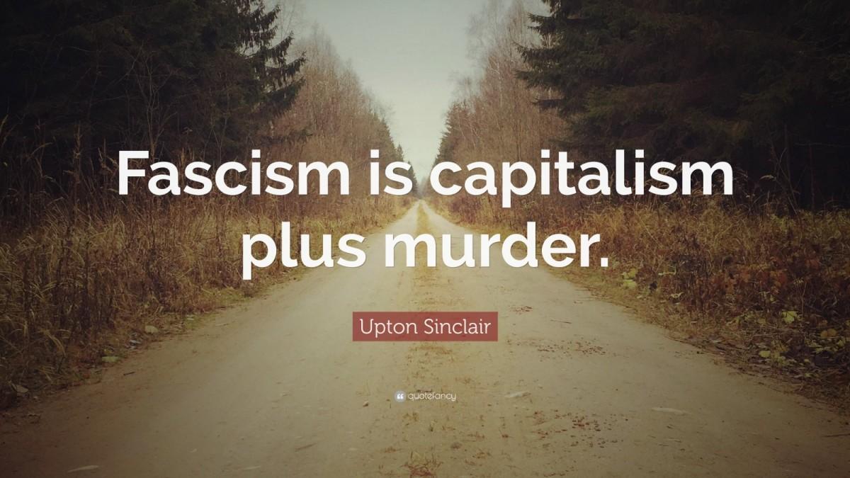 fascism, Donald Trump, Nazis, capitalists, Goldman Sachs, Brexit, racist politics, Kim Phillips-Fein