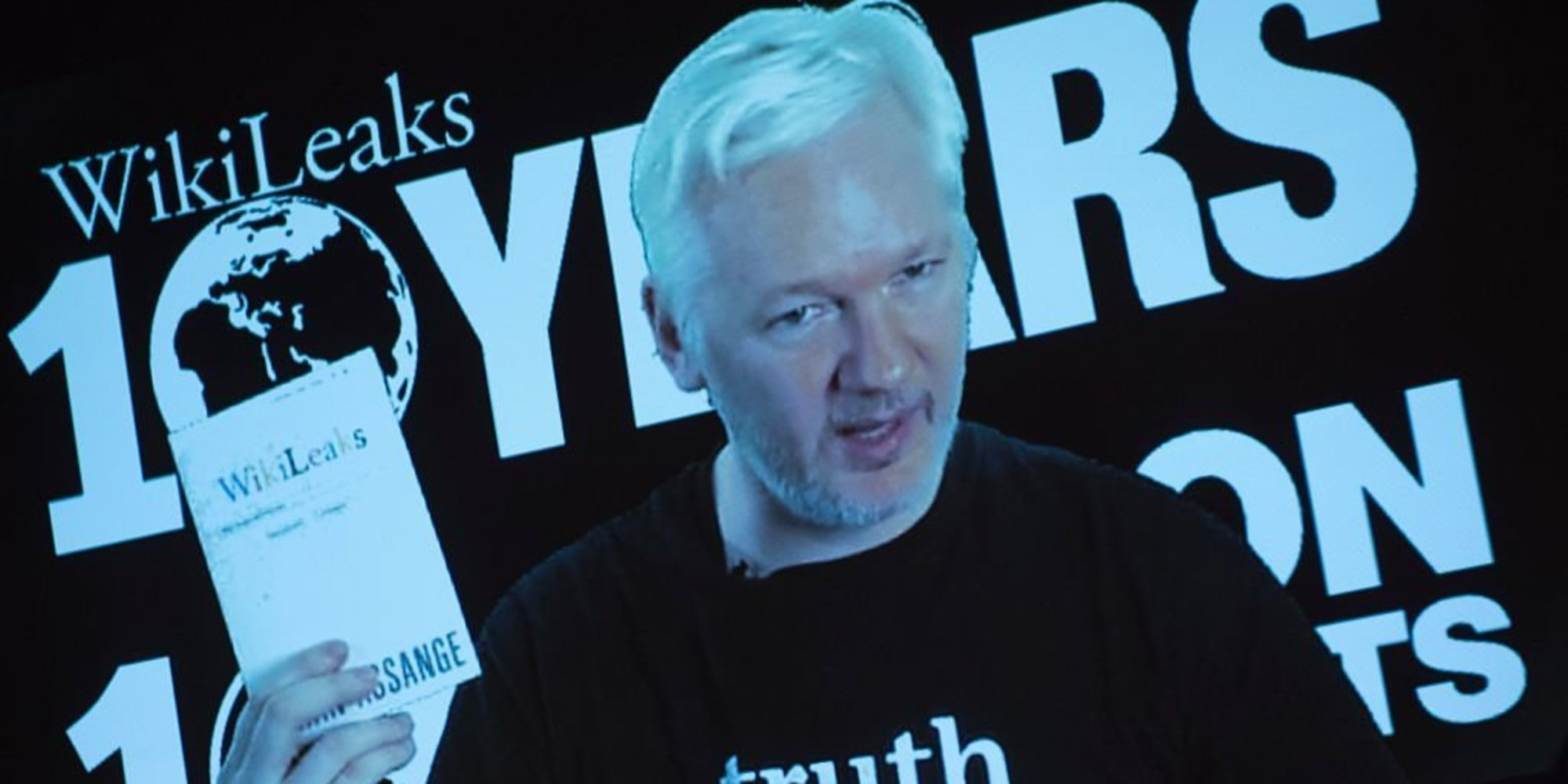 the world needs wikileaks essay Julian paul assange is an australian computer programmer and the editor of  wikileaks  171 books 172 essays 173 films  on the part of the hospital  for letting jones outside since suicide requires mental competence   cypherpunks is primarily a transcript of the world tomorrow episode eight two- part interview.