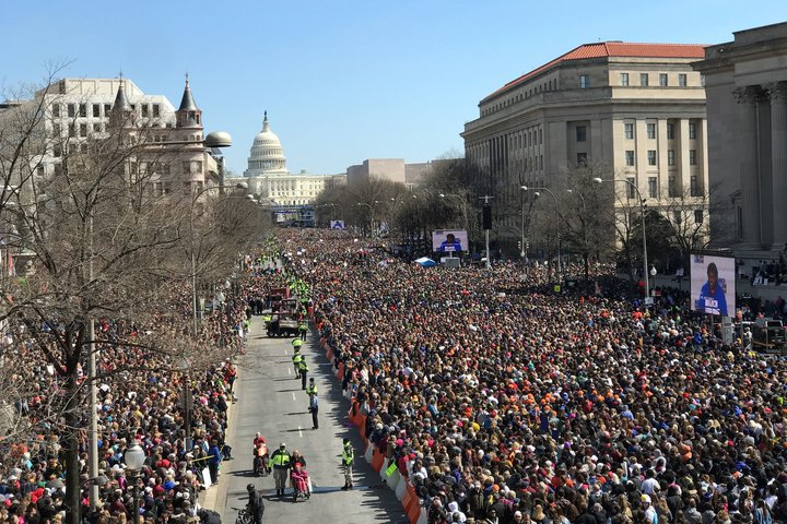 #marchforourlives, March For Our Lives, #enough, Washington DC, #NeverAgain