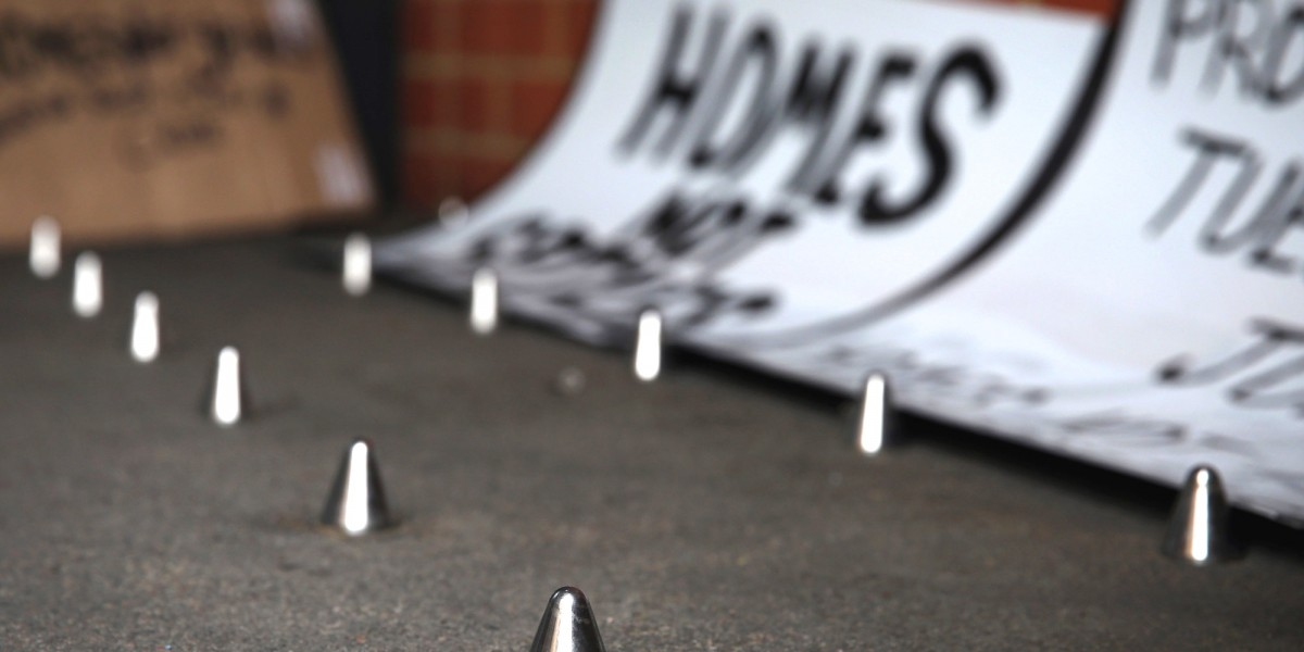 U.K. homelessness, U.K. austerity policies, criminalizing homelessness, UK poverty