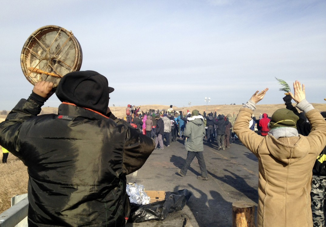 Standing Rock Sioux tribe, Standing Rock Sioux protests, Dakota Access Pipeline, U.S. Army Corps of Engineers, Dallas Goldtooth, Indigenous Environmental Network, Dave Archambault, Energy Transfer Partners, water protectors