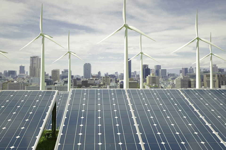 Cities, Clean Energy, Renewable Energy