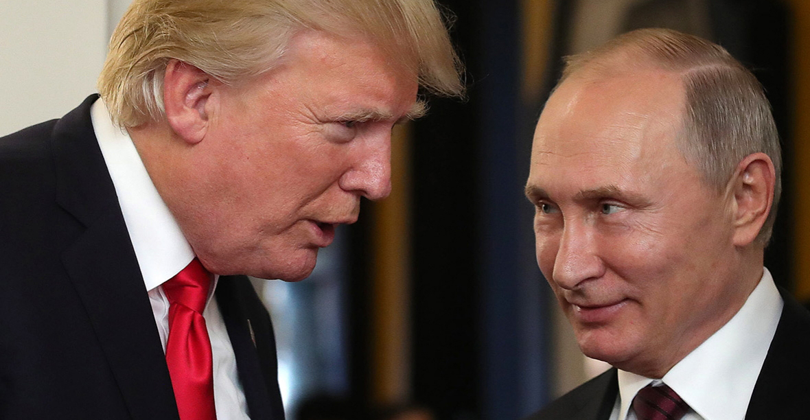 Donald Trump, Vladimir Putin, Russia election meddling, Trump Russia collusion