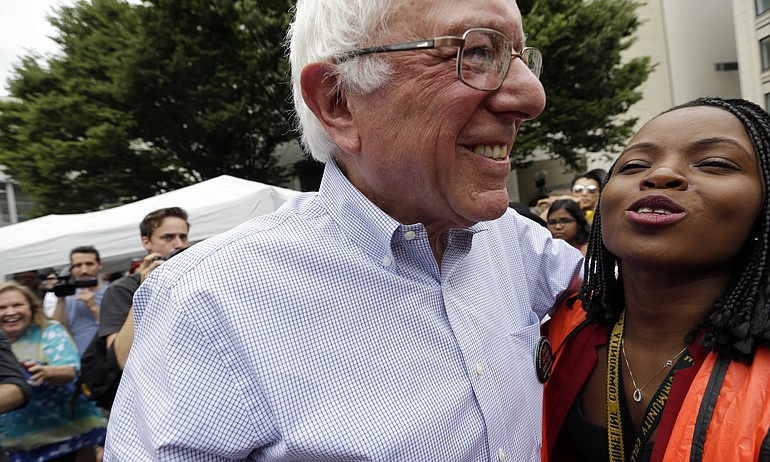 Black Lives Matter, Bernie Sanders, white progressives, white liberals, institutional racism