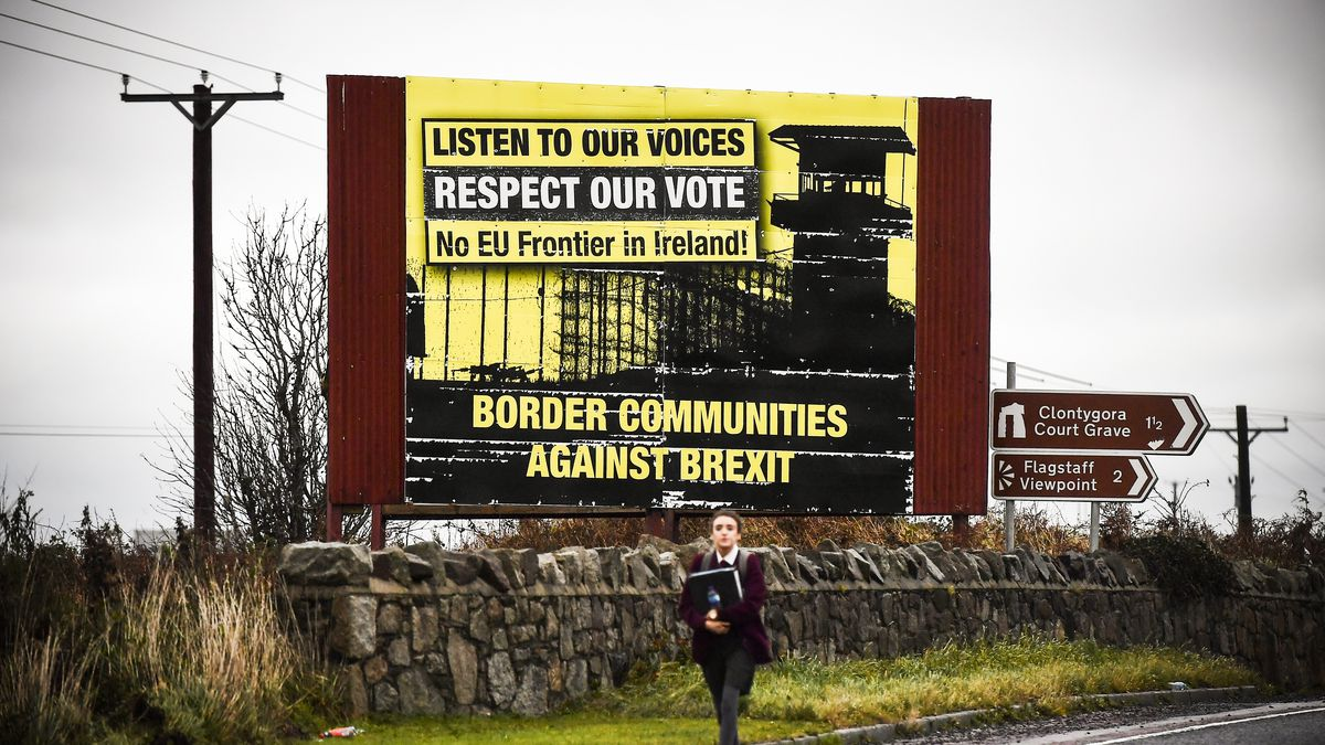 Brexit, Brexit failure, Irish border, Theresa May, UK borders, Leave campaign, second Brexit referendum