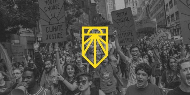 Green New Deal, climate crisis, Sunrise Movement, Alexandria Ocasio-Cortez, climate movement, carbon emissions, Paris climate agreement
