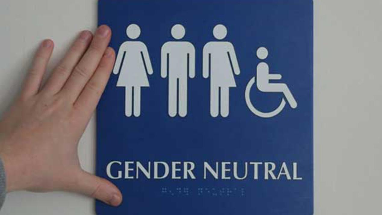 Trump Administration Rescinds Obama Rule On Transgender Students - Transgender bathrooms