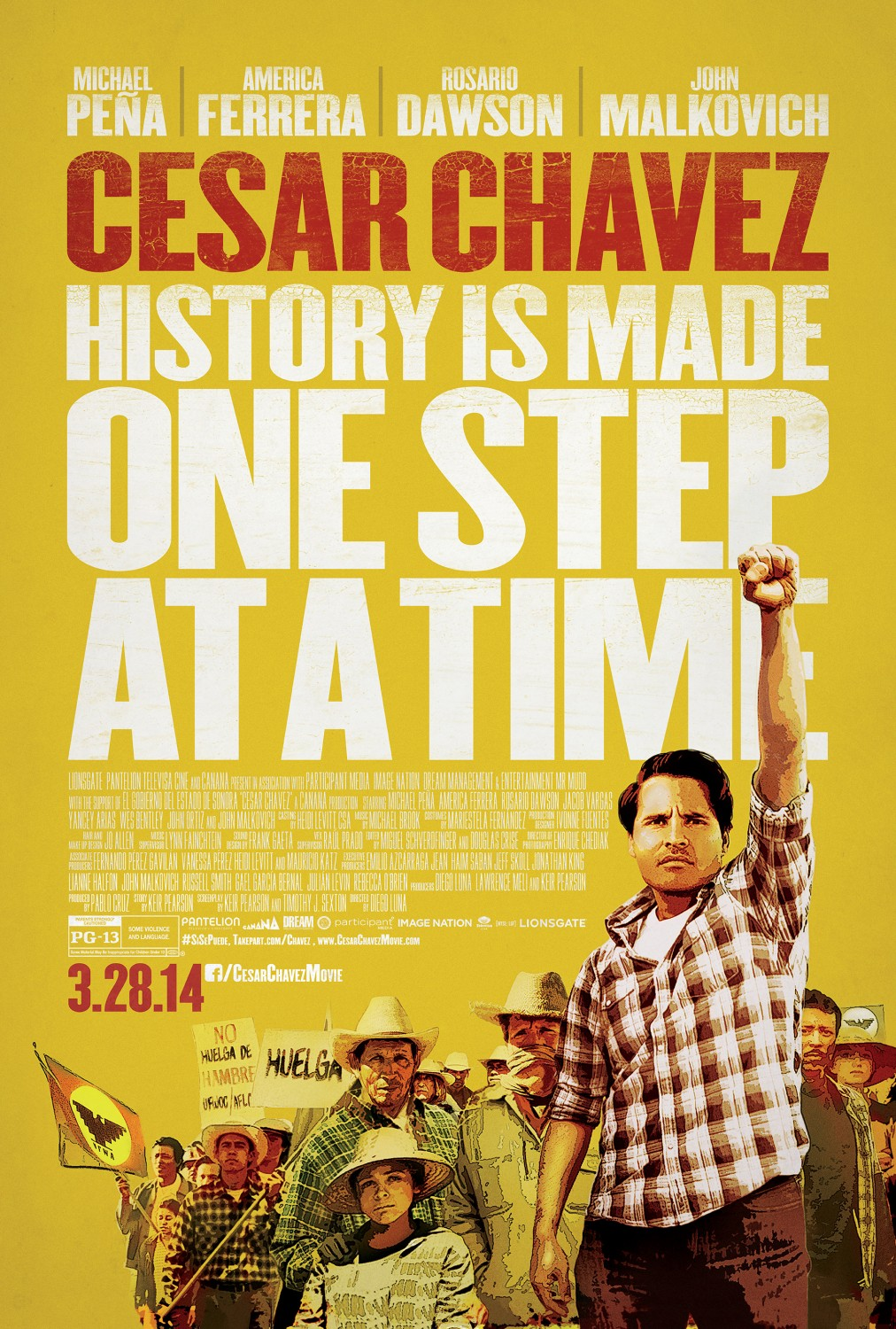 cesar chavez comes to life in film about california s heroic labor cesar chavez xlg jpg acircmiddot cesar chavezcesar