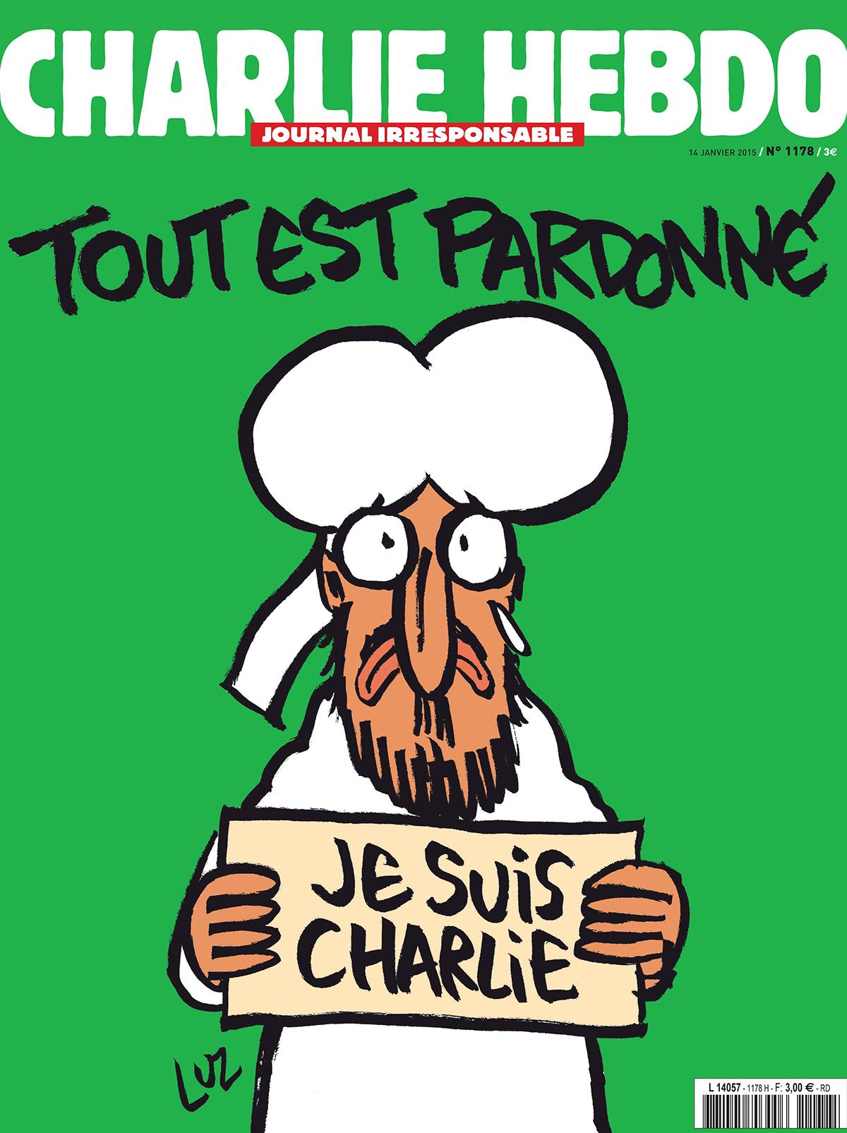 Charlie Hebdo, ISIS, al-Qaeda