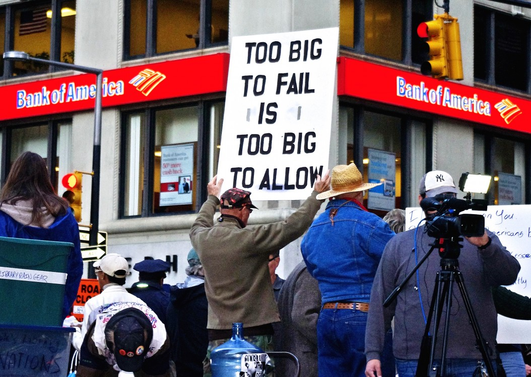 too big to fail, bail-in, bank bailouts, Bank for International Settlements, Federal Reserve