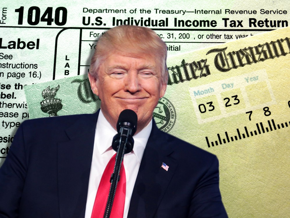 donald trump tax plan pdf