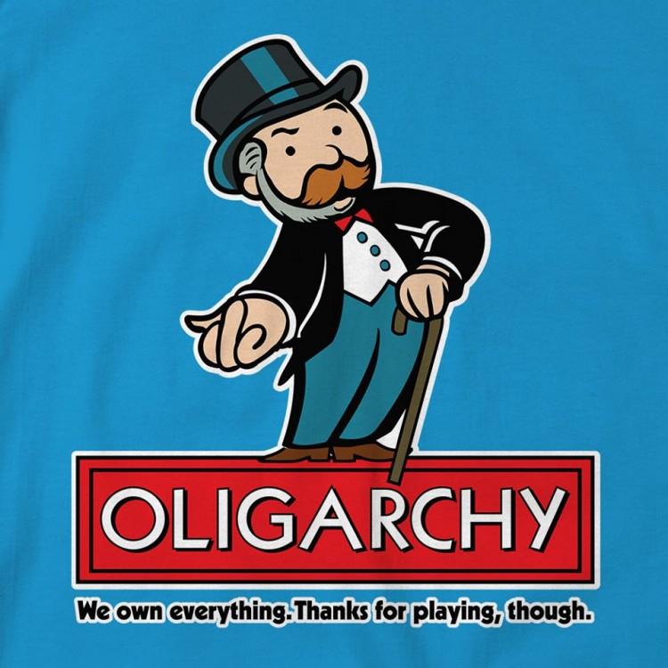 oligarchy, oligarchic rule, corruption