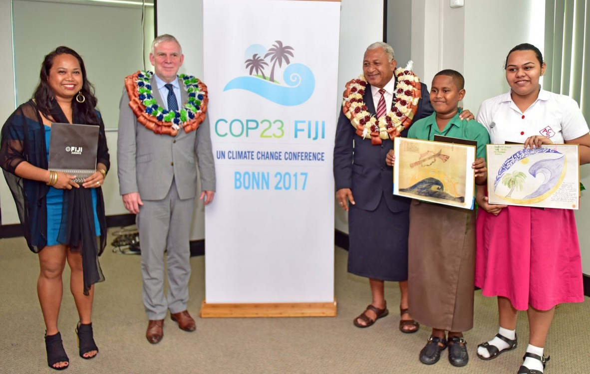 COP23, Bonn climate conference, carbon emissions, emission targets, emission reductions, Jerry Brown, Under-2 Coalition, Donald Trump, climate denial, rising sea levels, rising temperatures