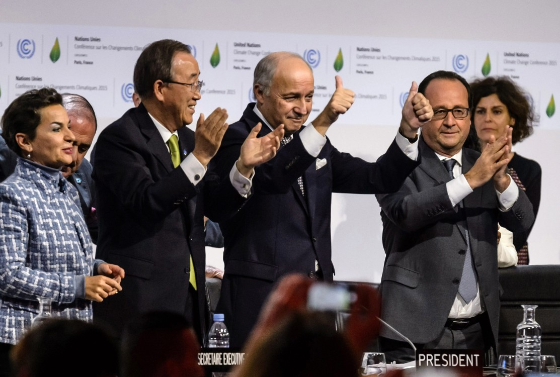 World Holds On To Paris Climate Agreement Despite Us Threats