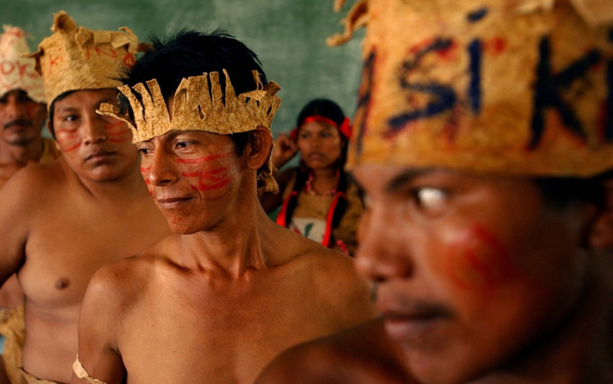 Indigenous People Killed As Crisis Is Erupting On ...